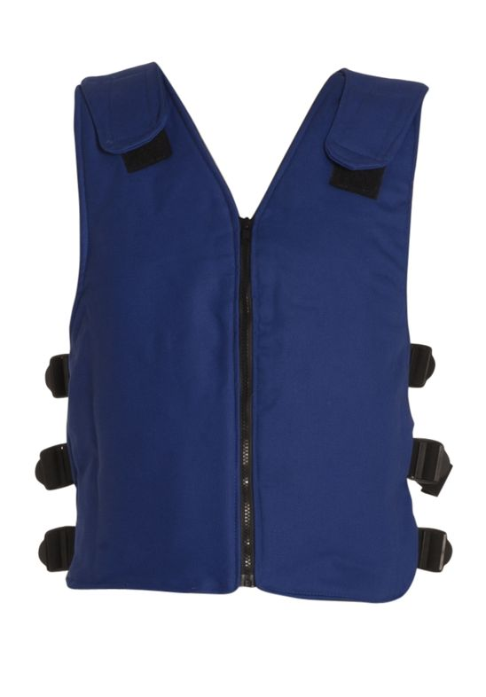 Personal Air Conditioning Vests (Comfort and Productivity ... |Cool Hazmat Vest